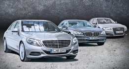 It is official: Mercedes-Benz is No1 premium carmaker in 2016