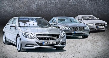May 2016 sales: Mercedes sales lead the premium car market in May and in the first 5 months