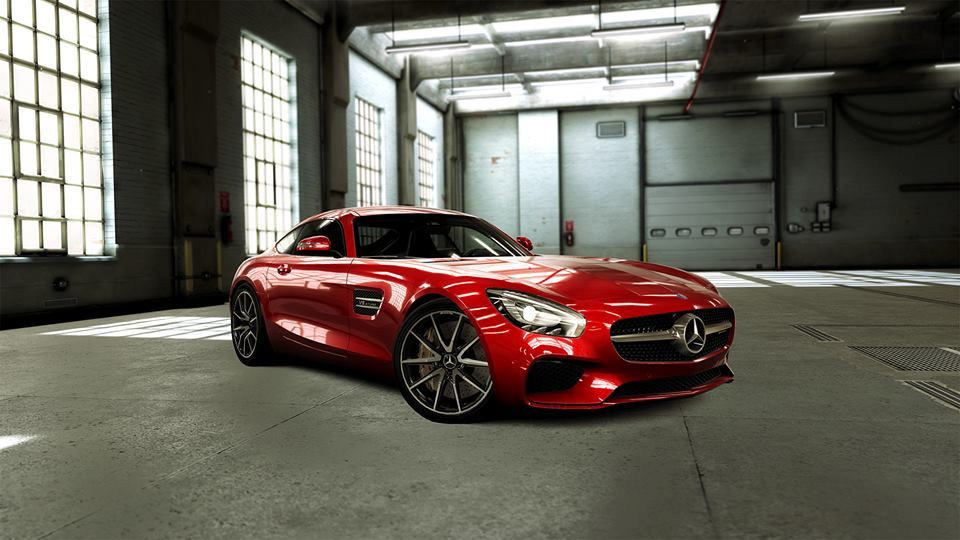 Let the games begin! The Mercedes-AMG GT is available in CSR Racing 2