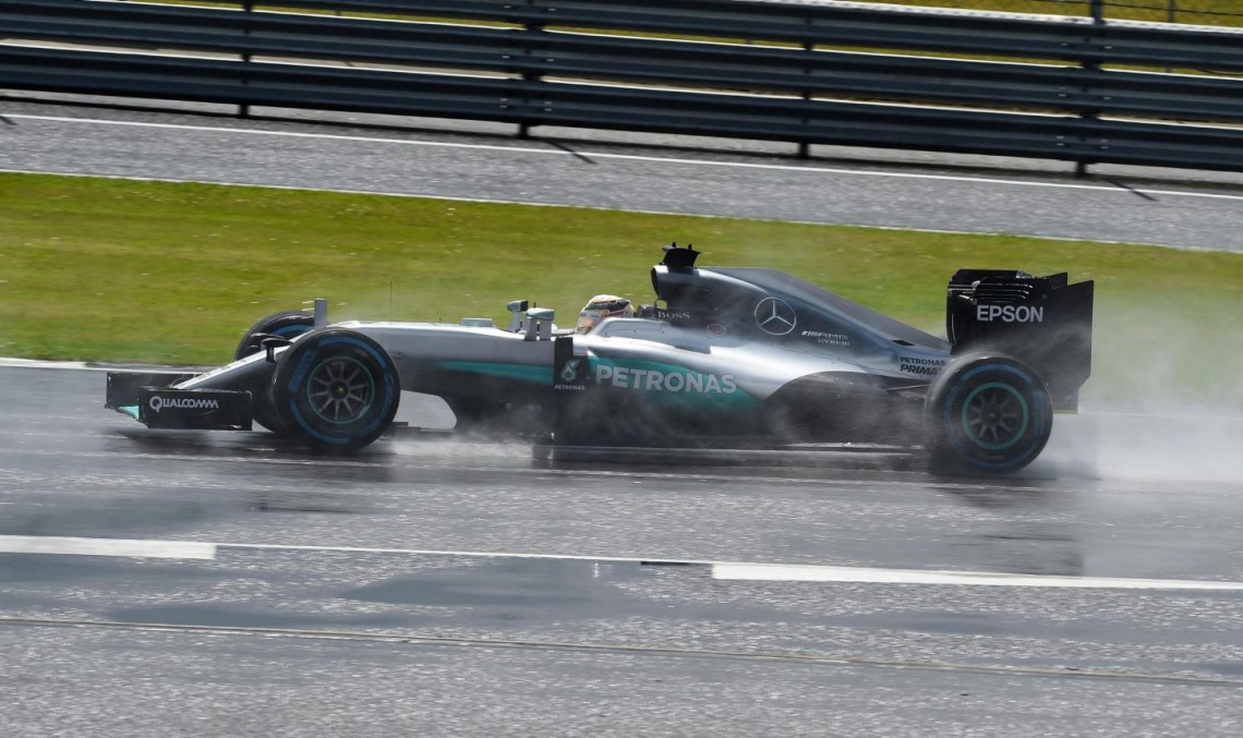 Nico Rosberg downgraded after team radio
