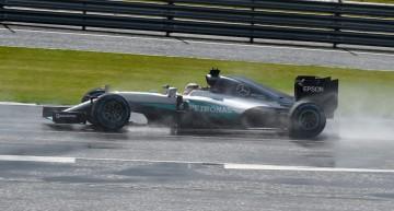 Nico Rosberg downgraded after team radio