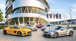 Black Magic. Five generations of AMG Black Series supercars
