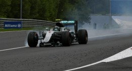 Thunder in paradise – Rosberg gets penalized, Hamilton stays arrogant