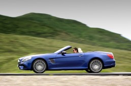 Next-gen Mercedes SL to be built on AMG GT platform