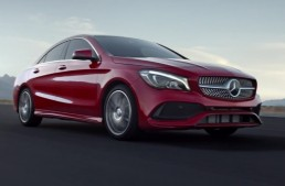 The 2017 Mercedes-Benz CLA has earned its place in history – Latest TV ad