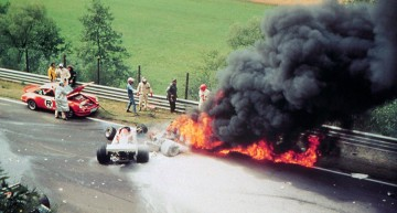 The Scarface hero – 40 years from Niki Lauda's crash