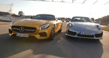 MEGA BATTLE: Mercedes-AMG versus Porsche in every class