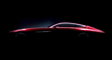 Hot & Cool: Six-meter Mercedes-Maybach coupe concept is official