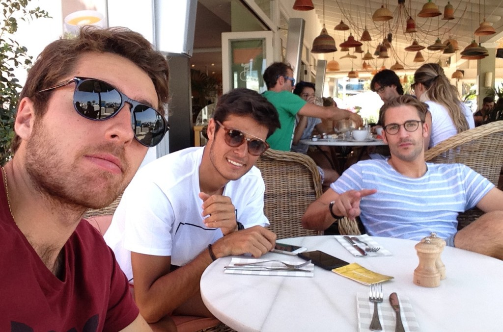 Party Guide: On holiday with three DTM stars in Ibiza