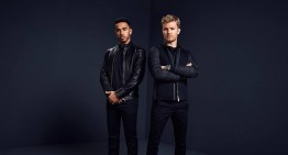 The supermodel drivers – Hamilton and Rosberg rock the runway