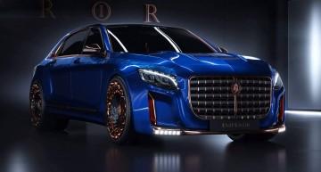 Opullence, it has it: The $1.5 million 900 HP Scaldarsi Motors EMPEROR