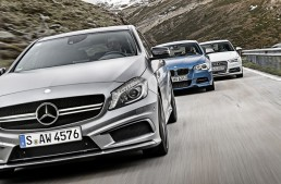 The 5G alliance – Mercedes signs deal with BMW, Audi and tech giants to accelerate self-driving cars