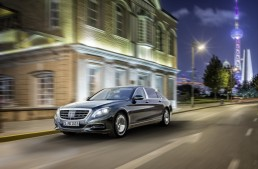 4 million SUVs and 15,000 Maybach-s sold after the best-selling August for Mercedes-Benz