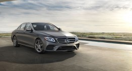 Best August ever for Mercedes-Benz USA