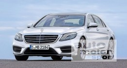 2018 Mercedes S-Class facelift. Everything we know