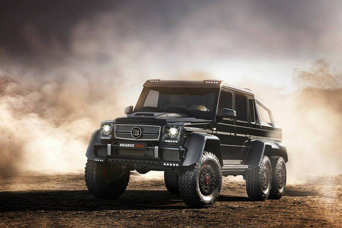 Things you didn't know about Brabus, the synonym of power