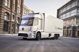 Mercedes-Benz e-Truck – Reinventing urban mobility