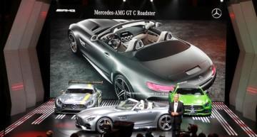 WATCH LIVE Mercedes Media Night Presentation in Paris (update)