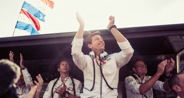 Half-Polish, half-Romanian and speaking 6 languages – Breakfast with Toto Wolff
