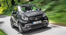 Little Hornet: Smart Brabus Fortwo tested by AMS