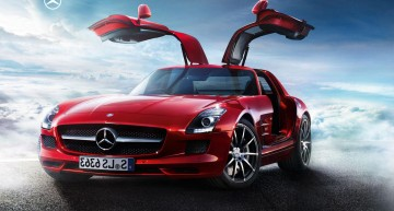 Mercedesblog – 2 years online. Time to celebrate! The coolest Mercedes cars of the past 50 years