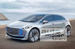 Mercedes Revolution: Four new electric cars