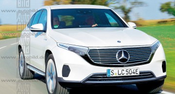 Mercedes' first-ever electric SUV: All secrets revealed