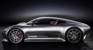Mercedes-AMG hypercar rendered – Sketch presented in Paris sparks imagination