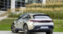 PARIS LIVE: Generation EQ kicks-off Mercedes' electric revolution