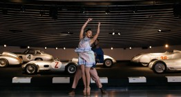 The Hiplet Ballerinas in Mercedes-Benz Fashion Creatives Episode 6