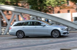 FIRST TEST Mercedes E-Class T-Modell driven in E 220 d guise