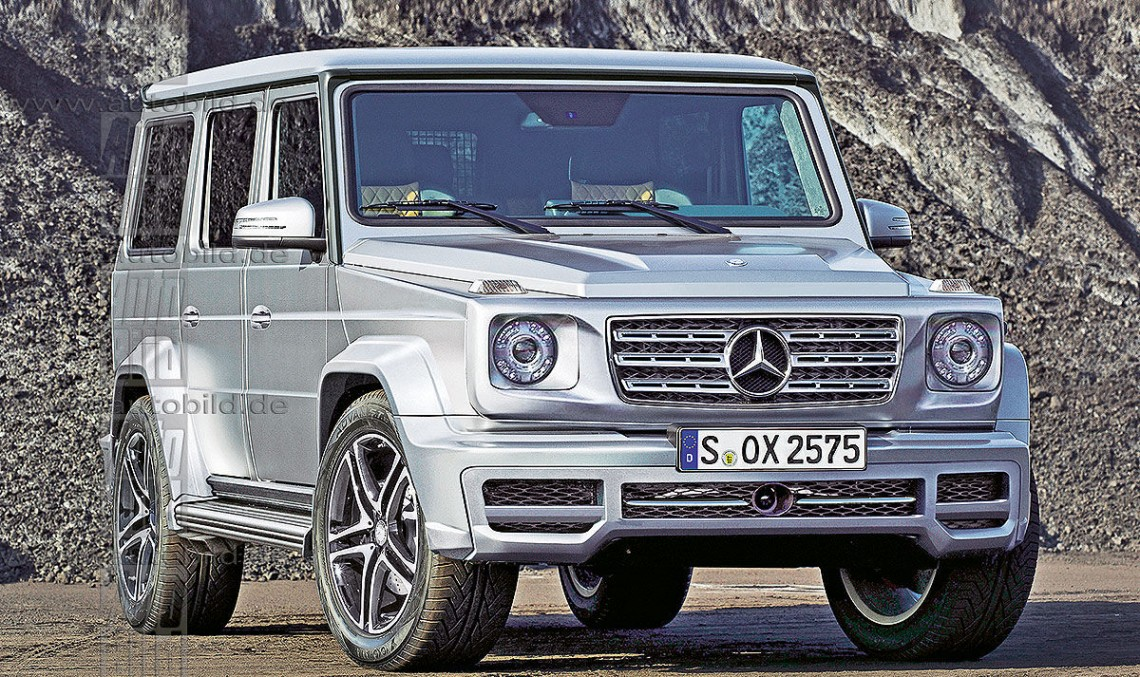 New Mercedes G Wagon Cars 2017 2018