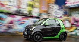 Electrification for all smart models range