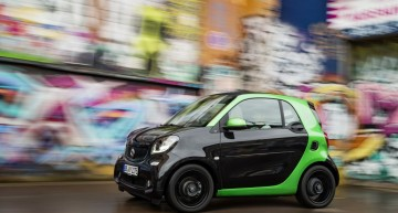Electrification for all smart models range