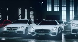 The ultimate power house – The Mercedes-AMG family