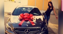 Busted! Woman identified by police after posting photo of her Mercedes on Instagram