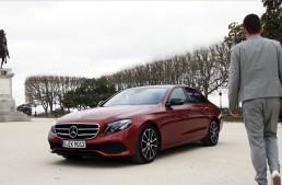From Lisbon to Stuttgart onboard a Mercedes-Benz E-Class