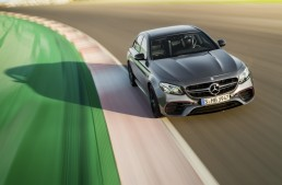 Top driver introduces the most powerful E-Class of all times: Mercedes-AMG E 63 S