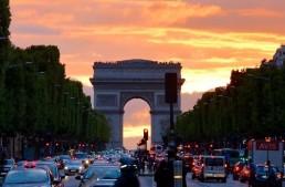 RoadStar Mercedes-Benz Trucks take Paris by storm