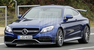 Mercedes-AMG C 63 R spotted – 557 hp hardcore C-Class