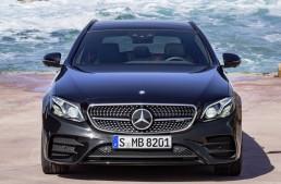 Crazy Drift Mode for new 2018 Mercedes-AMG E 63