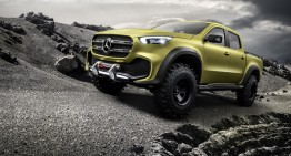 Mercedes X-Class is unique, unlike Navara or any other pick-up
