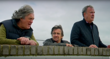 The Grand Tour: Clarkson & Co have fun with the Stig and AMG GT