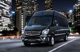 2 ton luxury: Brabus VIP Lounge Conference