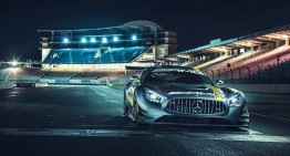 An AMG car per month – This is the motorsport 2017 wall calendar