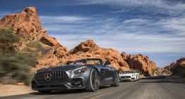 What happens in Vegas stays in Vegas – First test with the Mercedes-AMG GT C Roadster