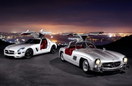 Six decades of fascination – All Mercedes-Benz SLs ever made in one book
