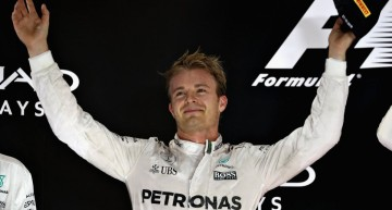 Nico Rosberg heading for a career in television?