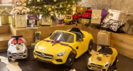 Christmas Stars 2016: 5 Gift ideas from Mercedes-Benz Accessories