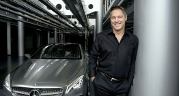 Gorden Wagener named as Chief Design Officer of Daimler
